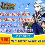 Tales of Pirates Online Free RPG Game